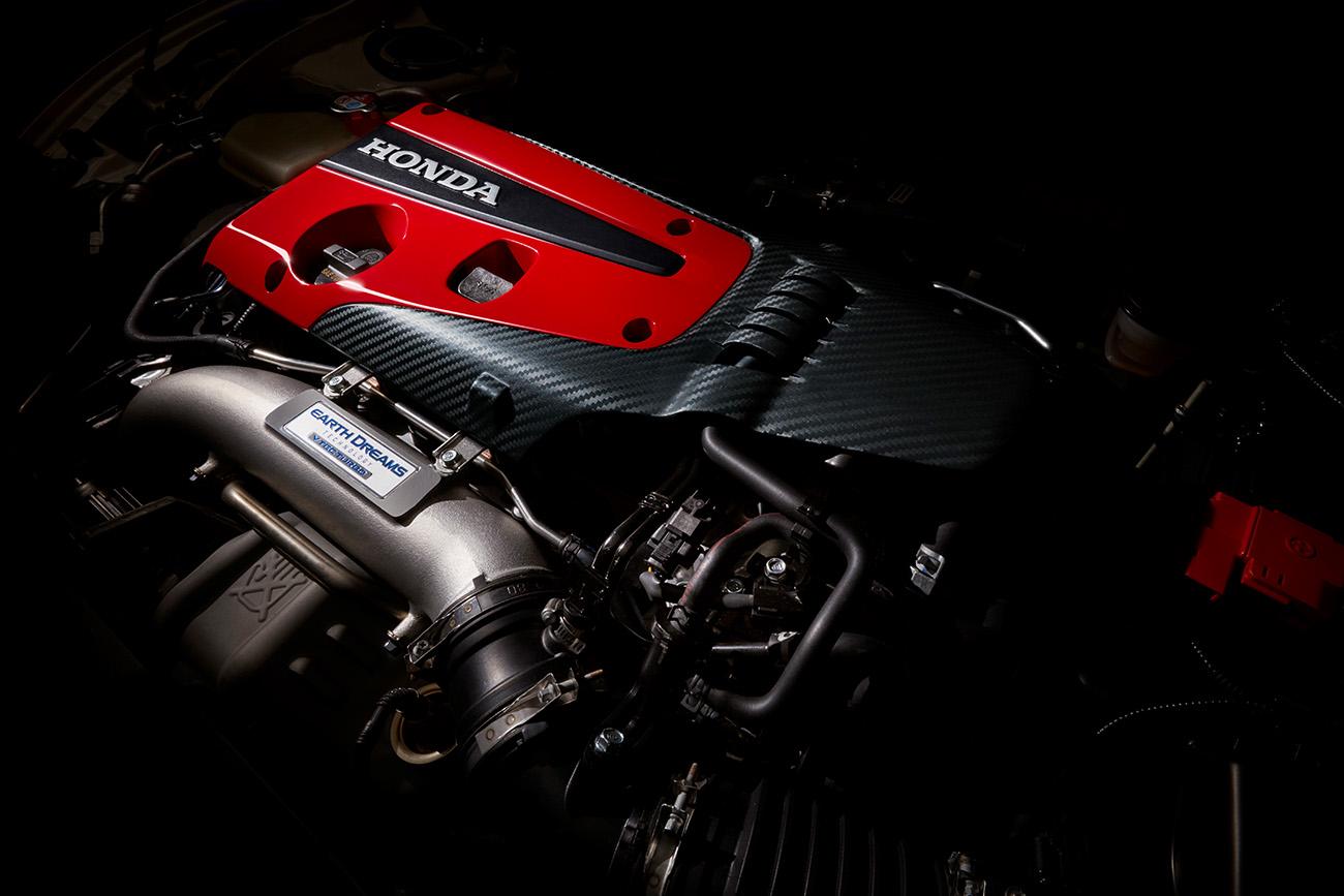 Motor 2.0 VTEC turbo produz 320 cv e 40,5 mkgf