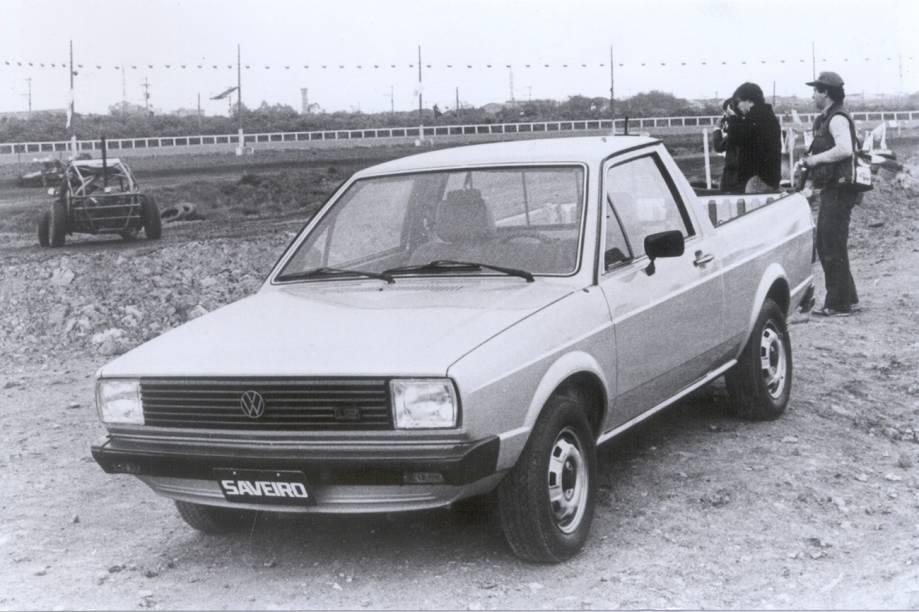 1982: a primeira geração da Saveiro