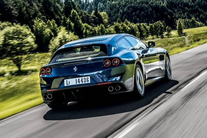Ferrari GT4CLusso