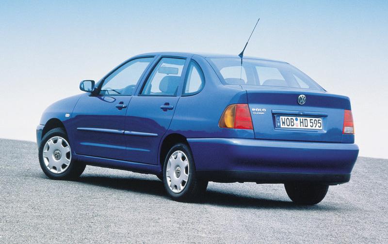 1995: substituto do Voyage, Polo Classic era feito na Argentina
