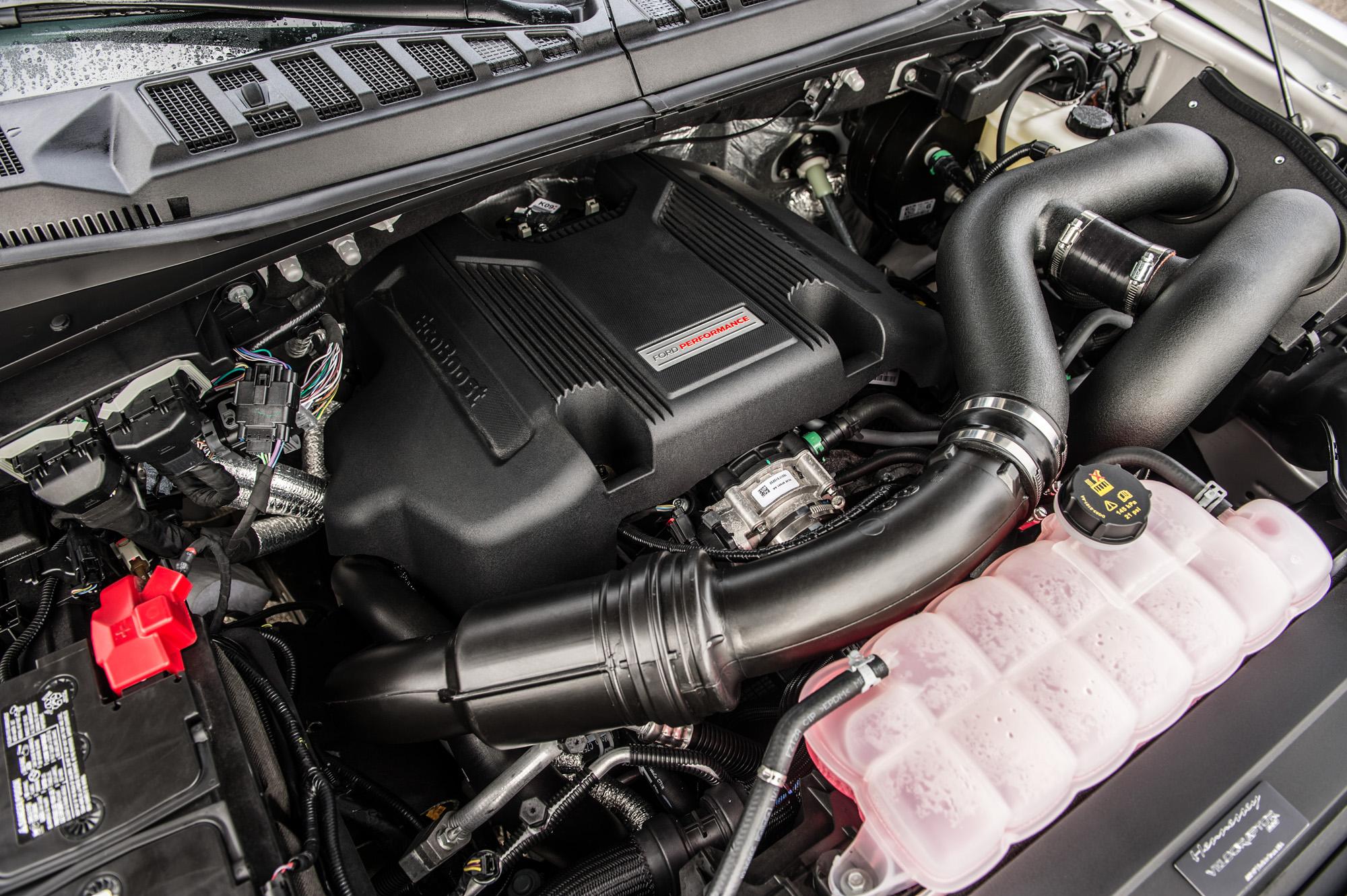 Motor V6 3.5 biturbo alcança 613 cv e 85,9 mkgf