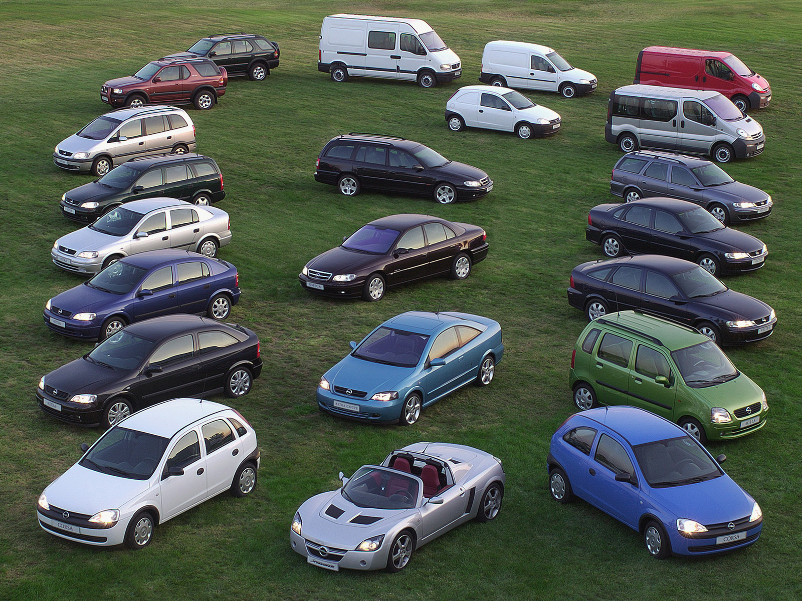 linha Opel