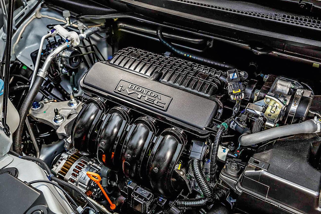 Motor 1.5 flex é o mesmo do Fit: até 116 cv e 15,3 mkgf