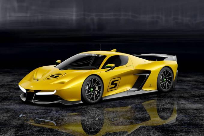 Fittipaldi EF7 1
