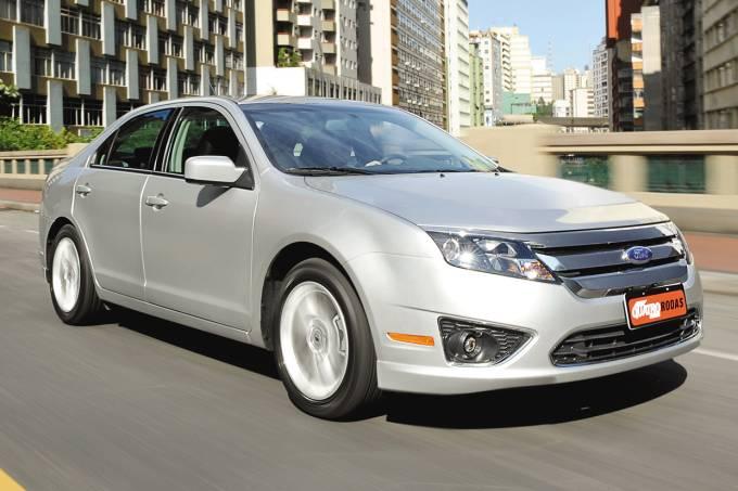 Ford Fusion SEL V6 3.0