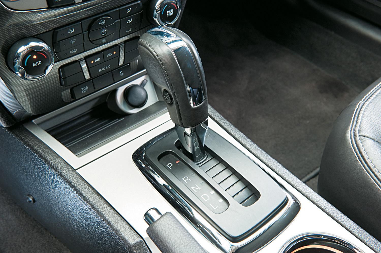 Problemas no câmbio automático renderam um boletim de correção na Ford
