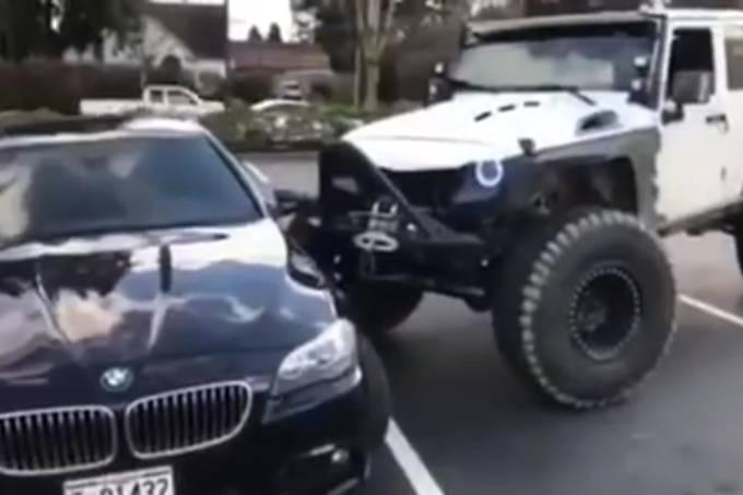 Jipe e BMW