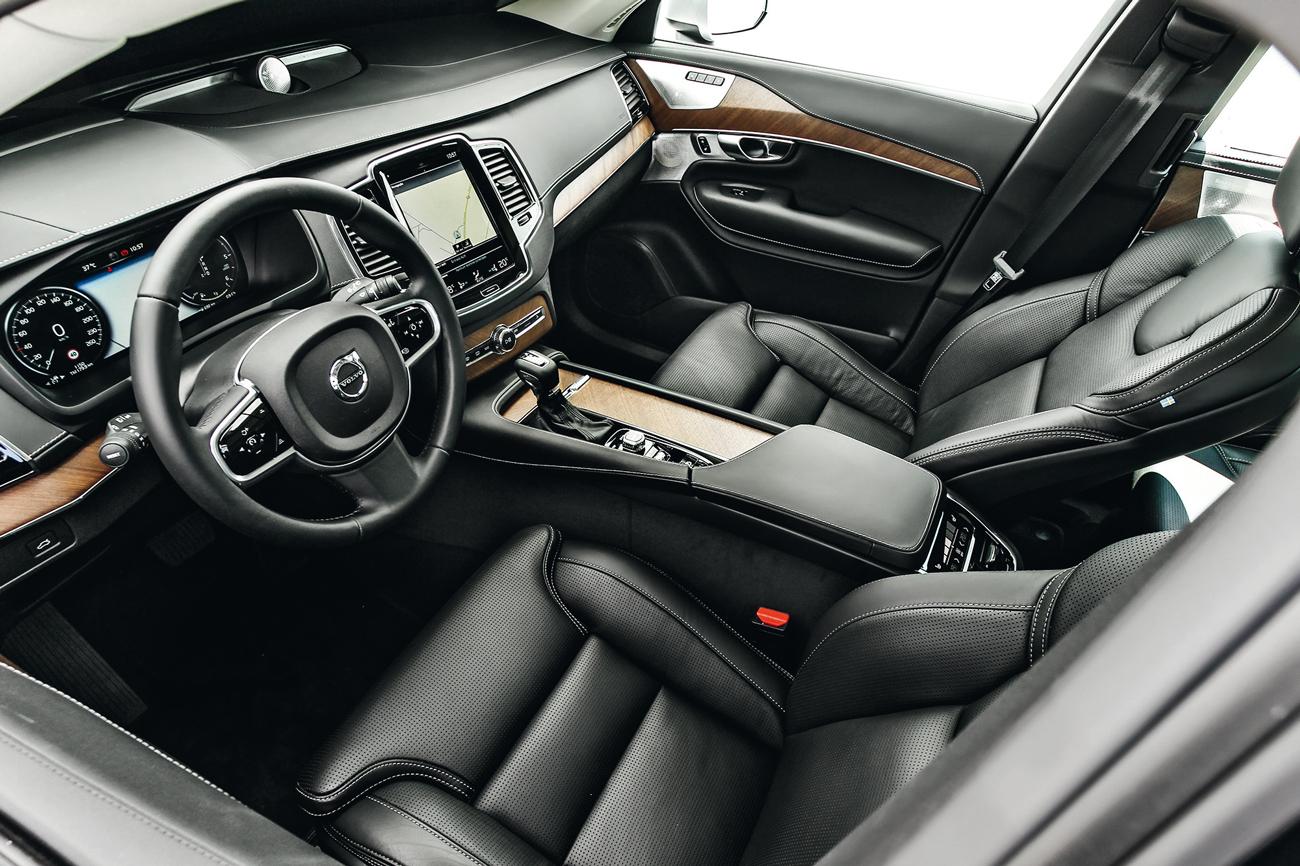 Assentos dianteiros são equipados com ventilação e aquecimento