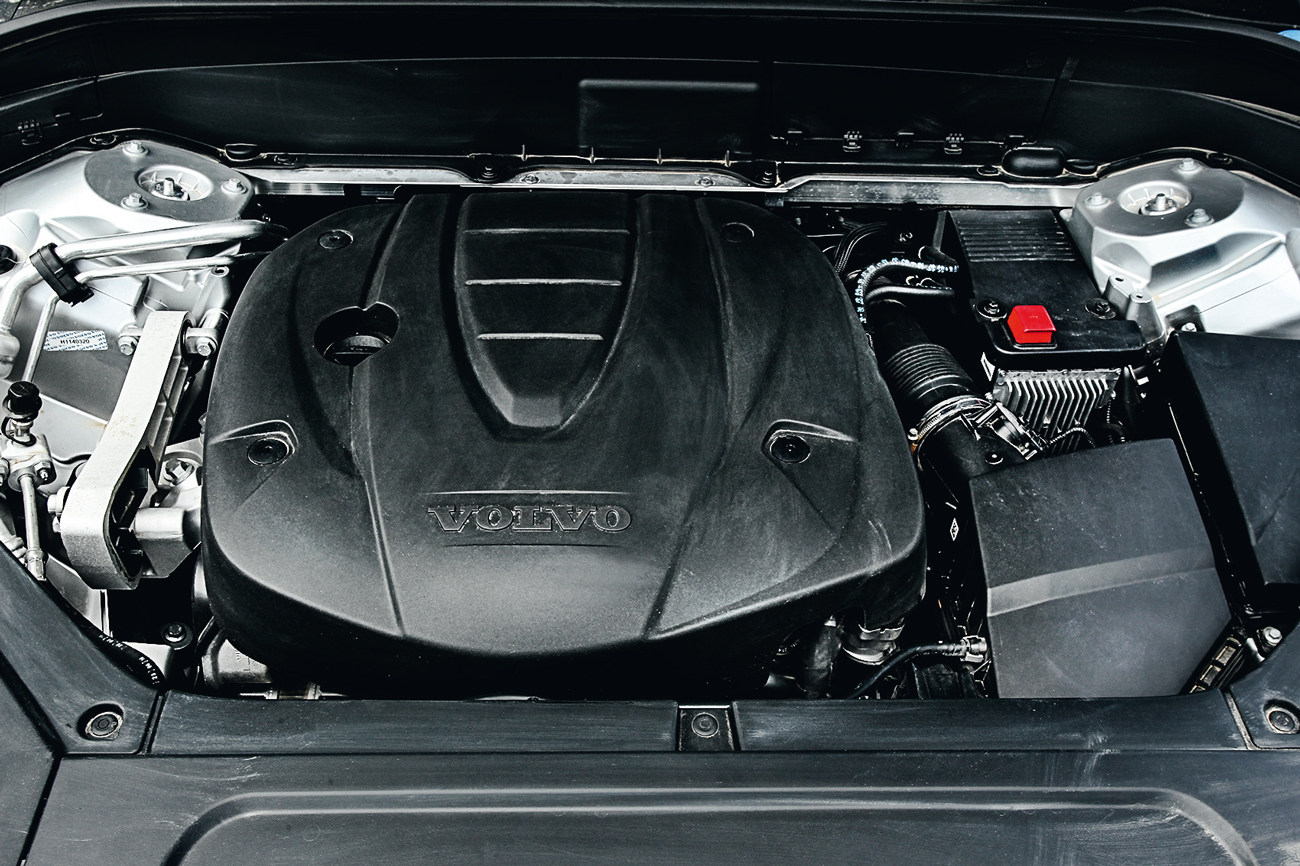 Motor 2.0 turbodiesel rende 235 cv e 48,9 mkgf