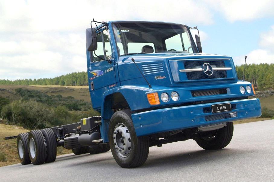 Mercedes L-1620