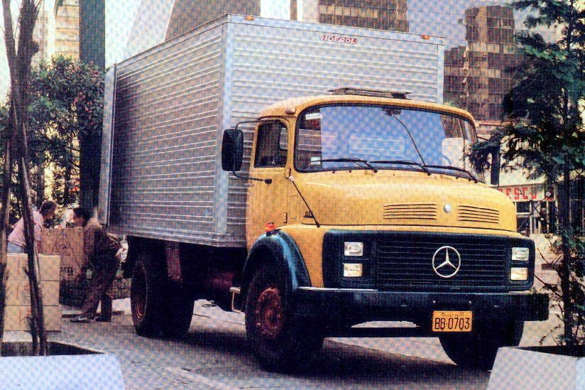 Mercedes L1113