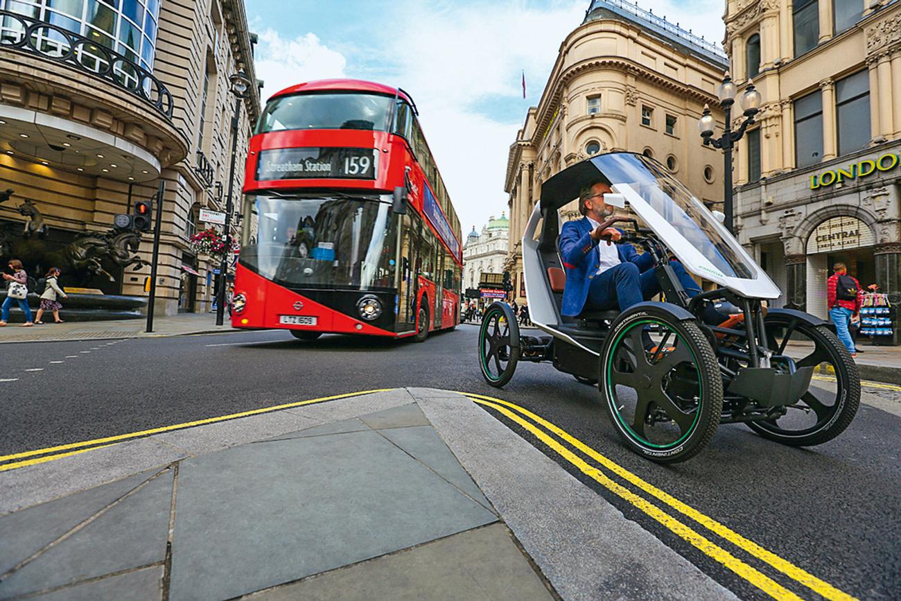 Ônibus, bike, carro: o segredo é a integração