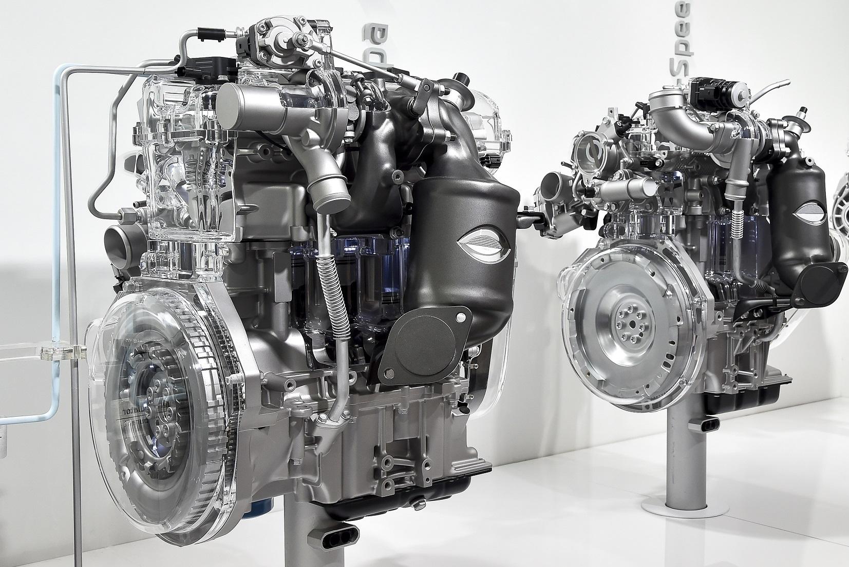 Motores 1.0 3cil. T-GDI da Hyundai