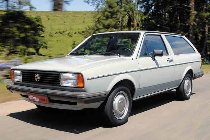VW Parati LS 1986