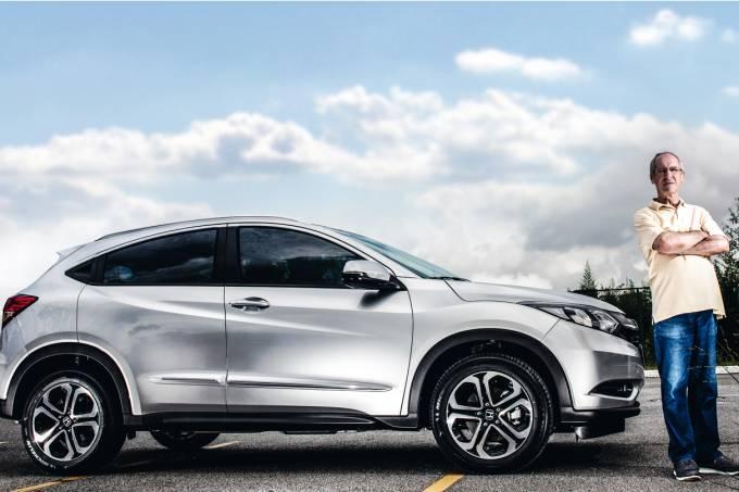 Autodefesa – Honda HR-V