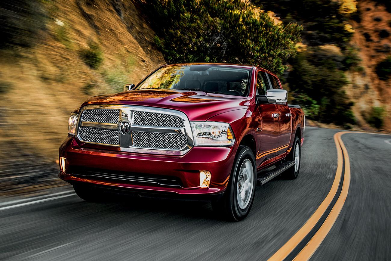 Ram 1500 V6 Diesel Uma Picape Americana Por Menos De R 200 000 Quatro Rodas