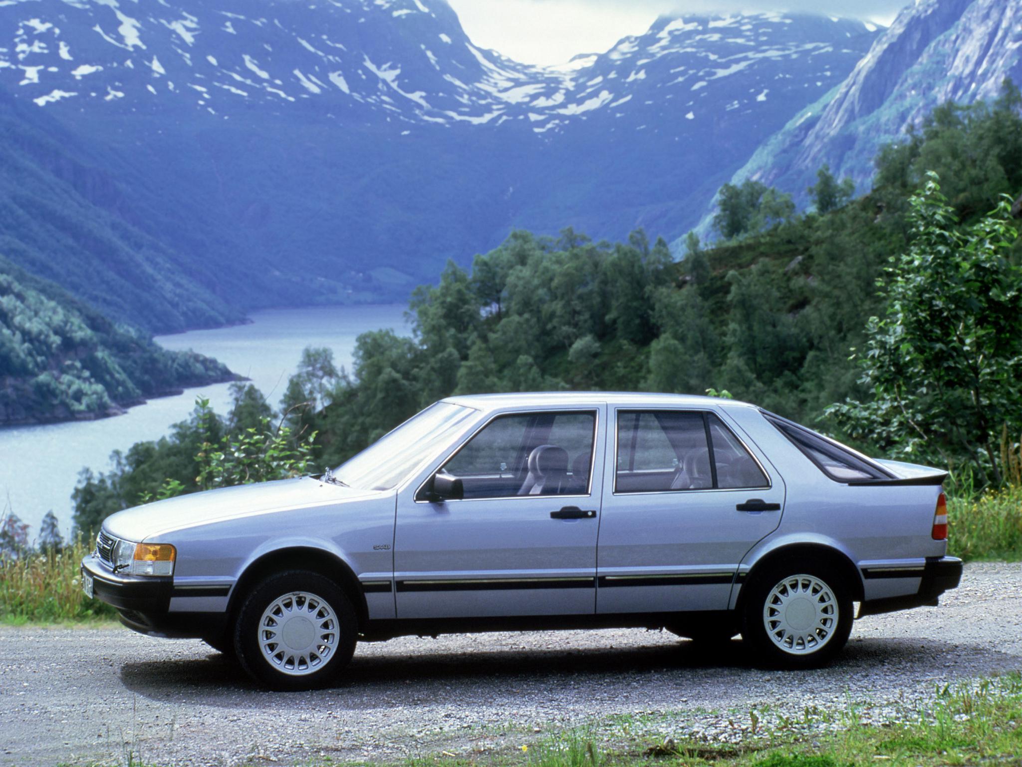 Derivado de Fiat Croma e Alfa 164, o Saab 9000 tinha personalidade