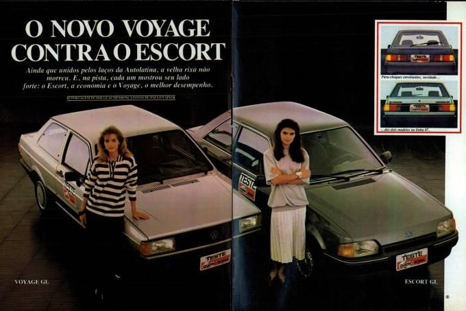 Escort x Voyage