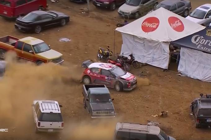 Kris Meeke – WRC México