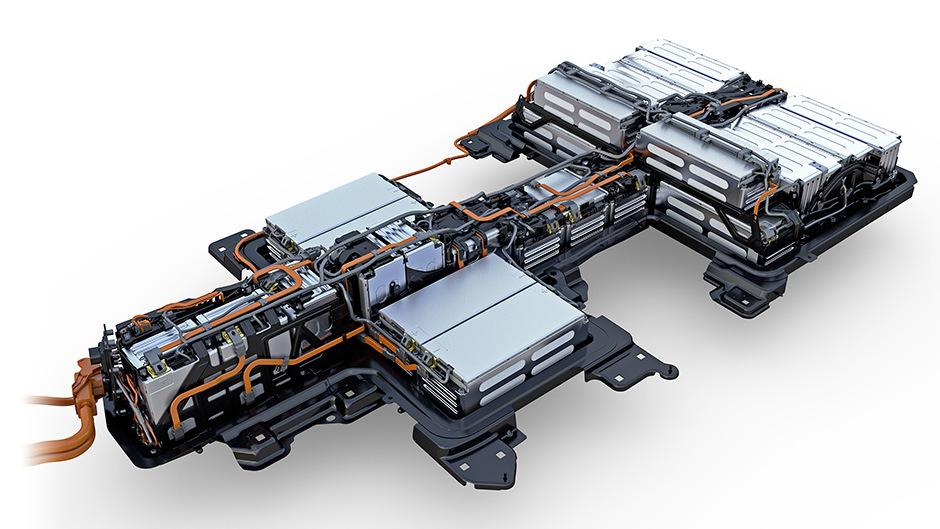 Novo sistema elétrico do Volkswagen e-Golf