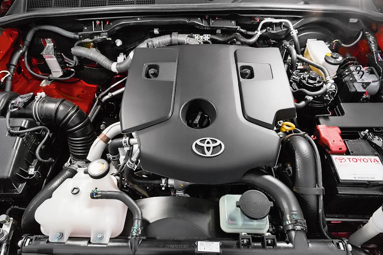 Motor 4 cilindros rende até 177 cv