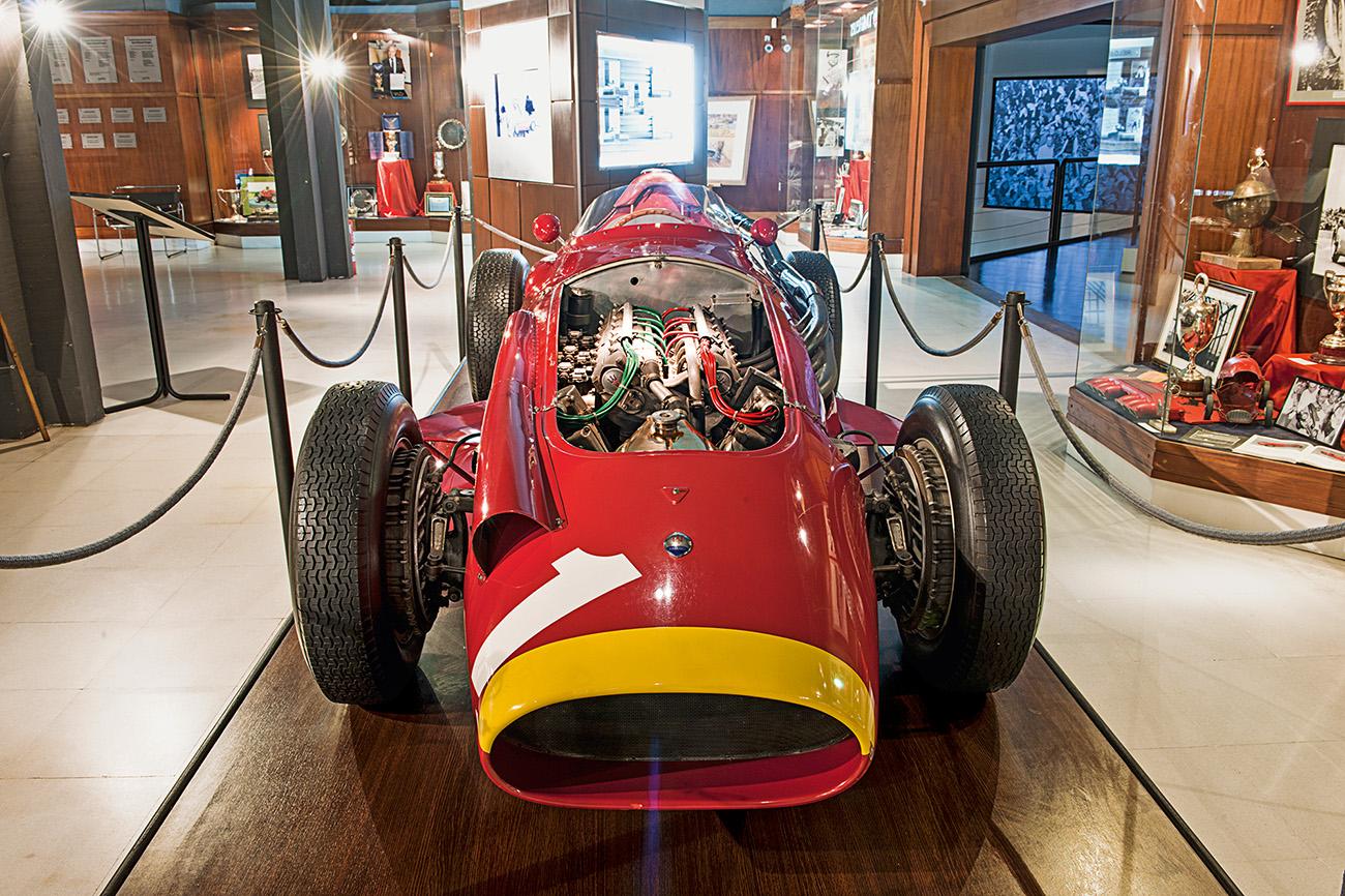 O Maserati ganhou em Nürburgring