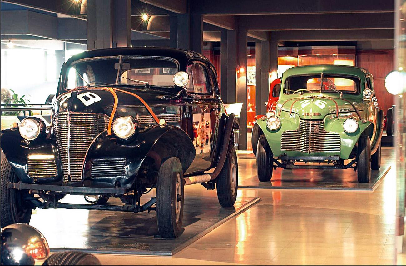 Chevrolet 1940: vencedor de corrida de rua
