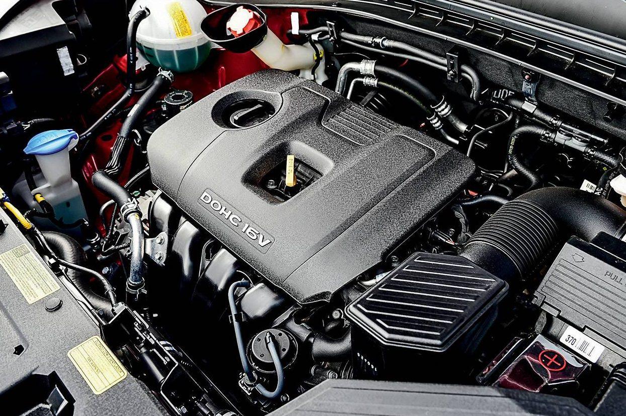 Motor 2.0 flex é o mesmo do ix35: até 167 cv e 20,6 mkgf