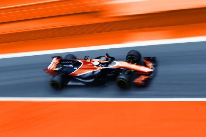 McLaren 2017