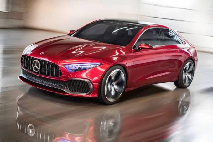 Mercedes-Benz Concept A Sedan 2