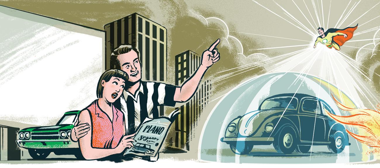 O novo seguro é mais barato, mas tem seus pontos negativos