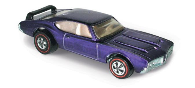 O Oldsmobile 443, de 1971, é um dos mais realistasjá feitos