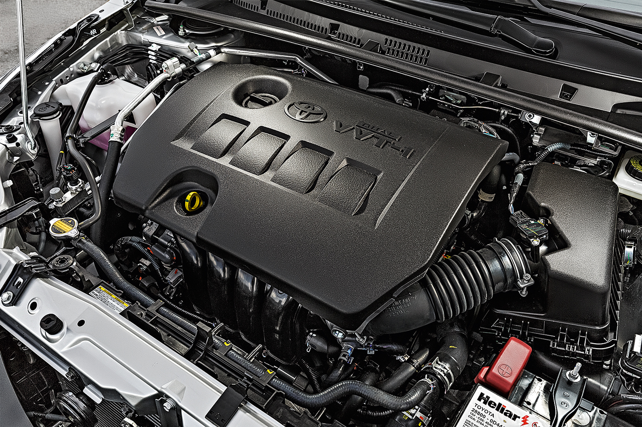 O motor 2.0 aspirado conta com até 154 cv e 20,7 mkgf
