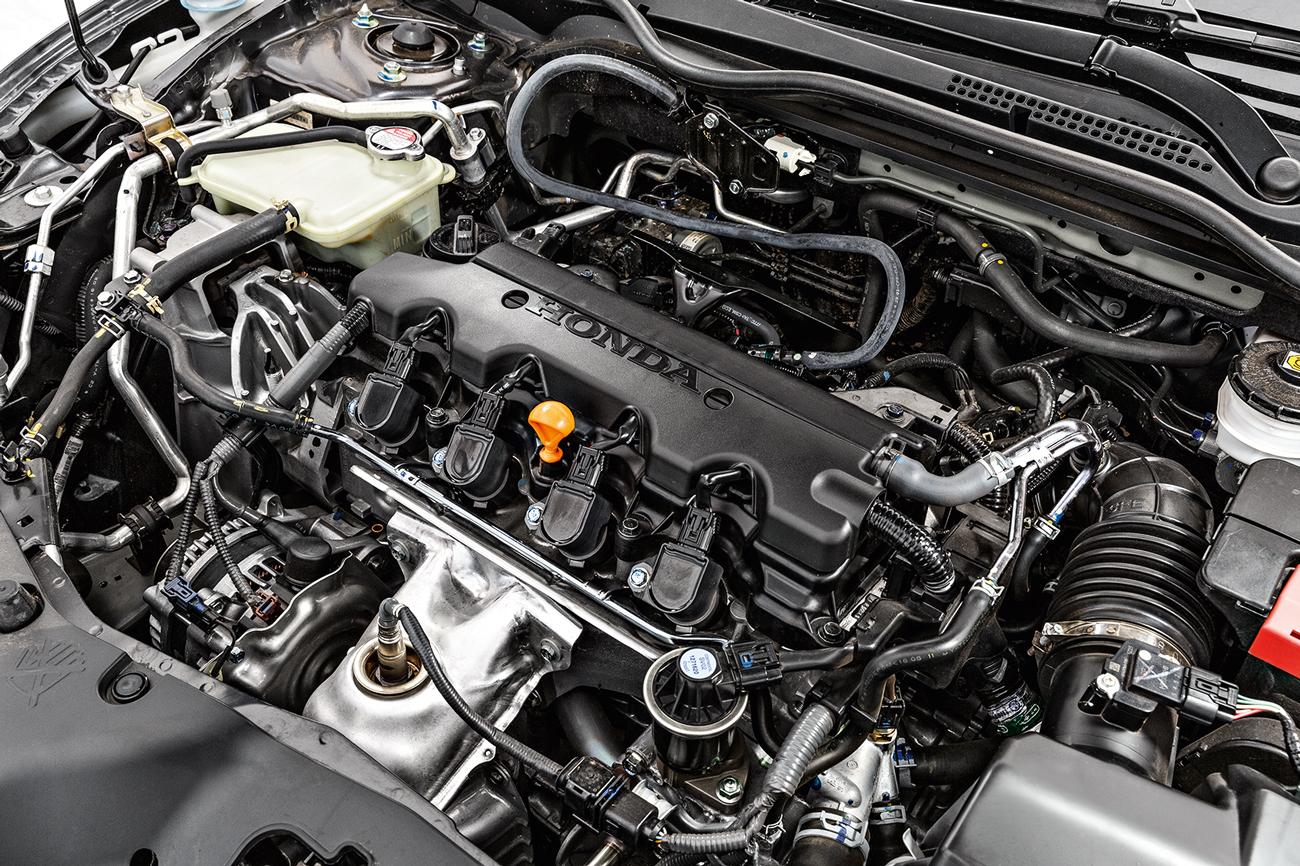 O motor 2.0 aspirado chega até a 155 cv