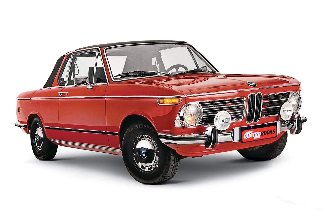 O desenho original, lançado em 1961, definiria o futuro do estilo BMW
