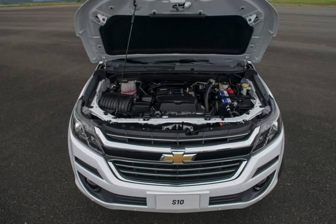 Chevrolet S10 LTZ 4×4 flex automática