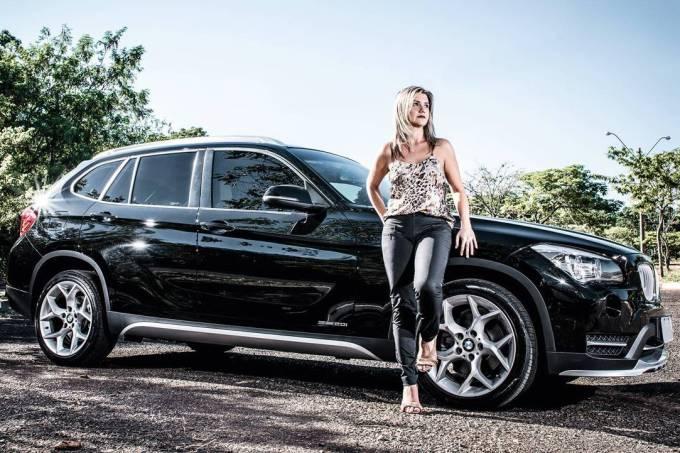 Autodefesa – BMW X1