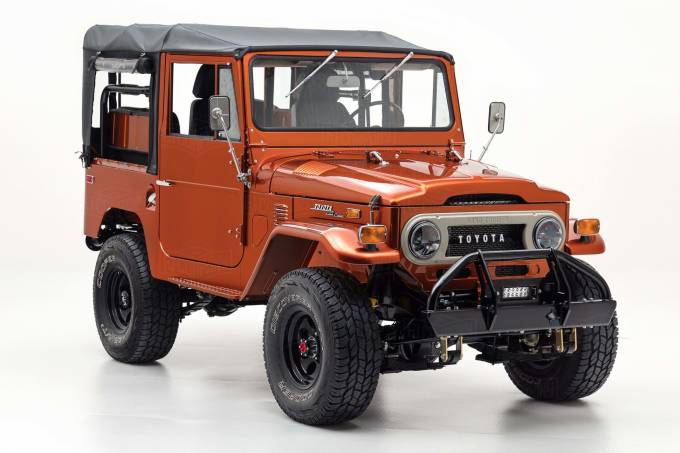 Toyota FJ Company 1