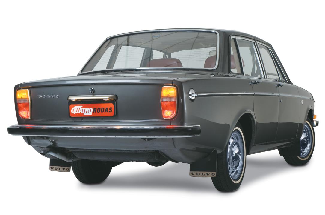 Foi o primeiro Volvo a vender mais de 1 milhão de unidades