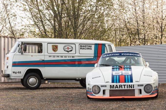 Porsche e Kombi Martini 8
