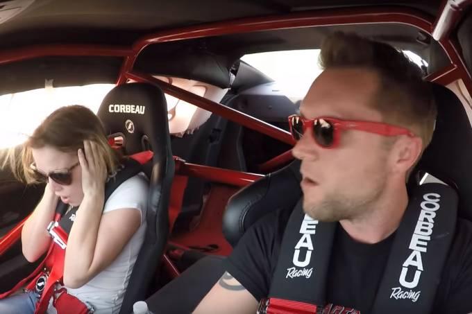 Airbags do Camaro ZL1