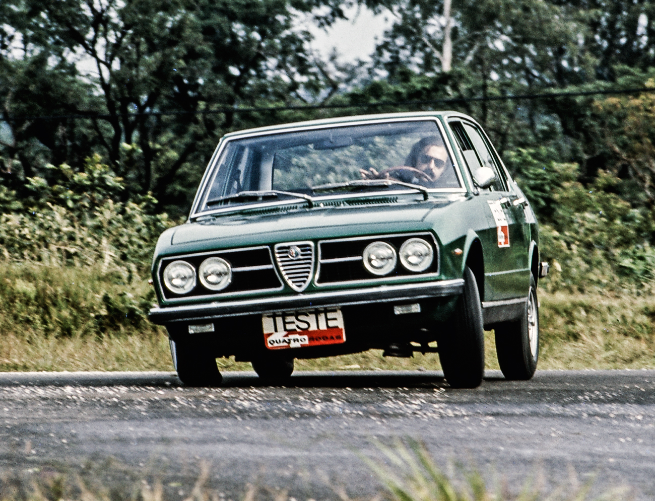 Alfa 2300: produção local