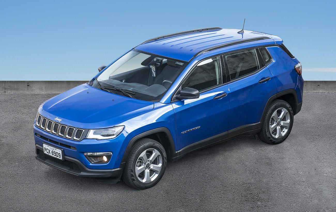 Jeep Compass Sport Porte E Conteudo Por Preco De Suv Compacto Quatro Rodas