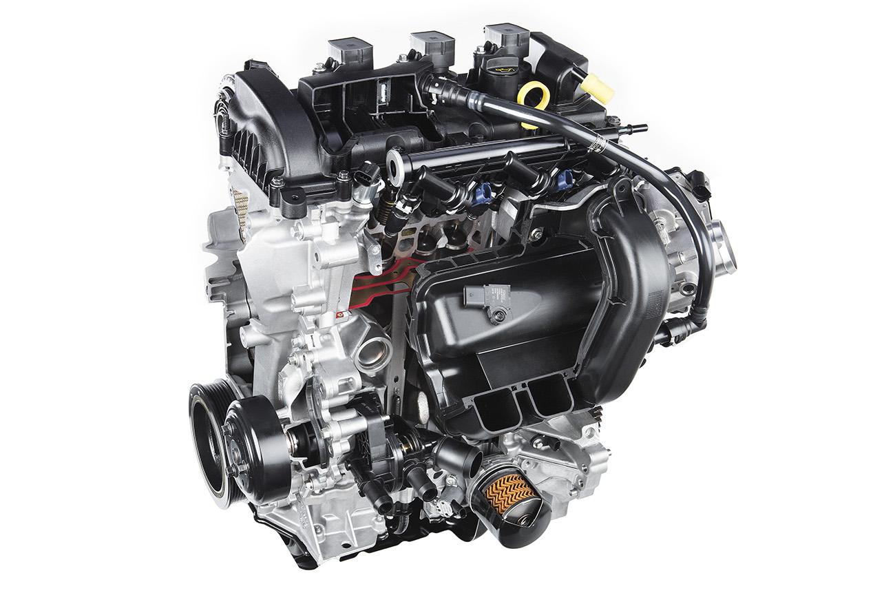 Novo motor 1.5 de três cilindros produz até 137 cv e