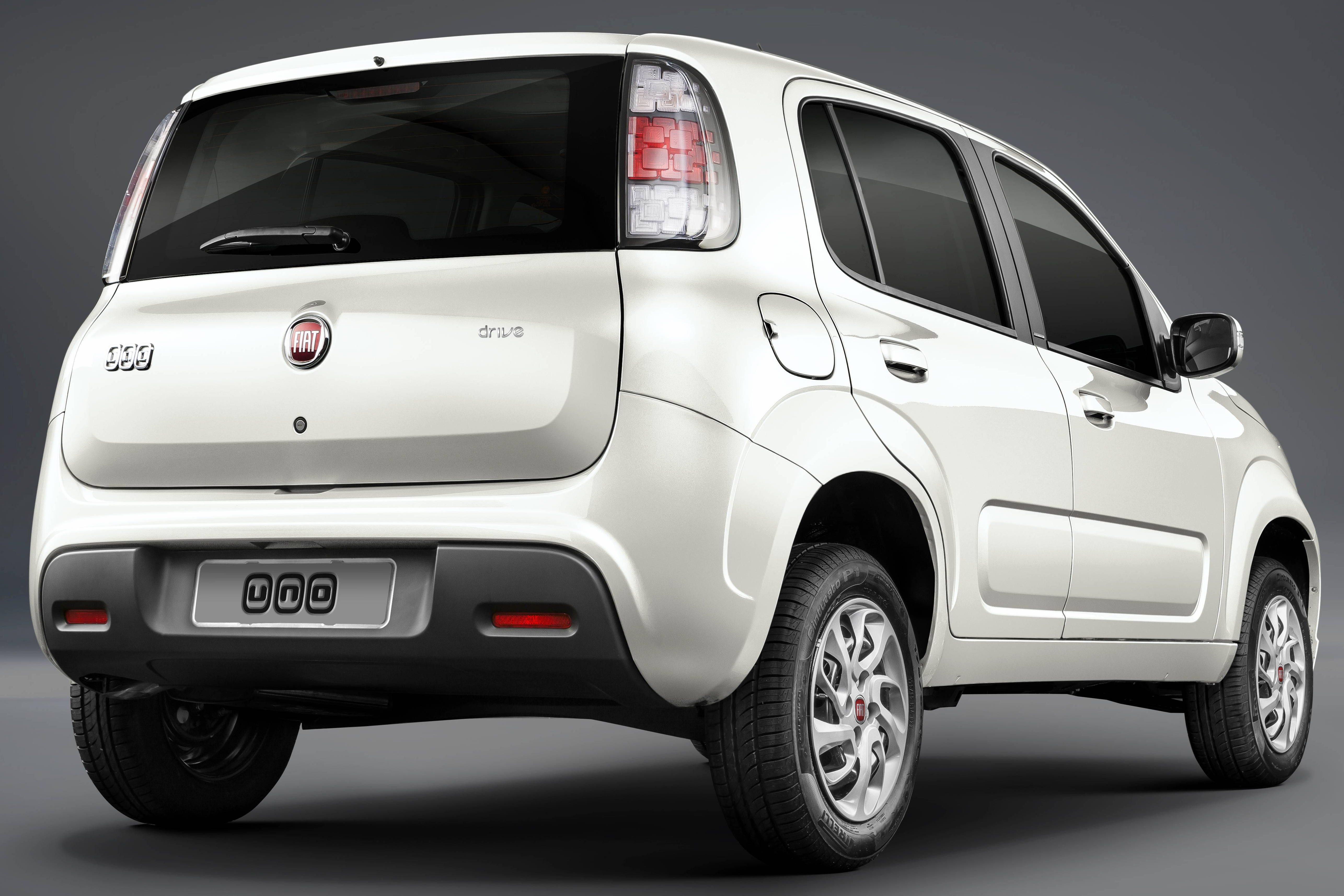 Retrocesso Fiat Uno 2019 Deve Perder Equipamentos E Voltar Ao Motor Fire Quatro Rodas
