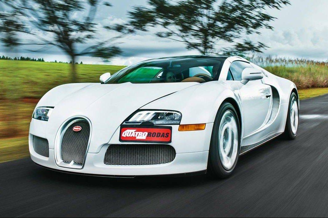 Veyron no Brasil: oferecido por R$ 7,7 milhões