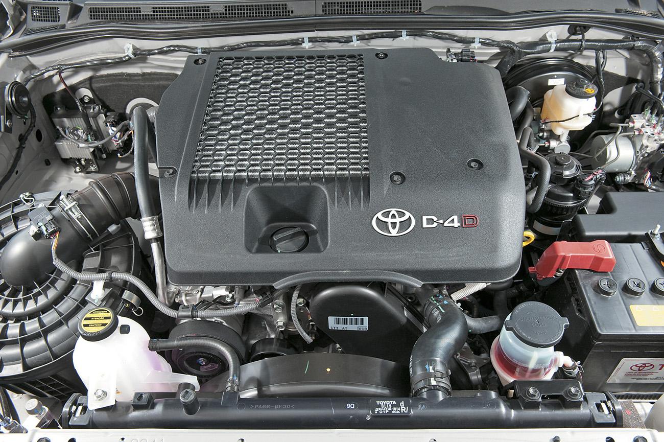 Motor a diesel 3.0 produzia 171 cv e 36,7 mkgf nos últimos anos
