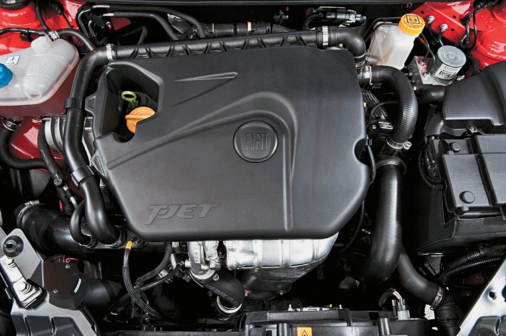 Motor 1.4 turbo rende 152 cv e até 23 mkgf