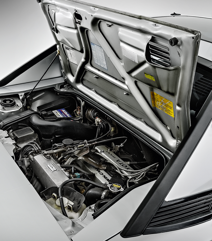 Motor 1.6 com 16V rendia 130 cv e 14,8 mkgf