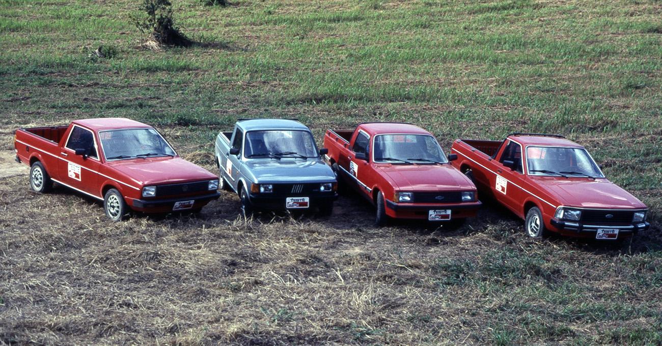 Elas eram mais baratas, mas quem quisesse equipá-las deixaria as picapes com preço similar ao dos carros de que derivavam